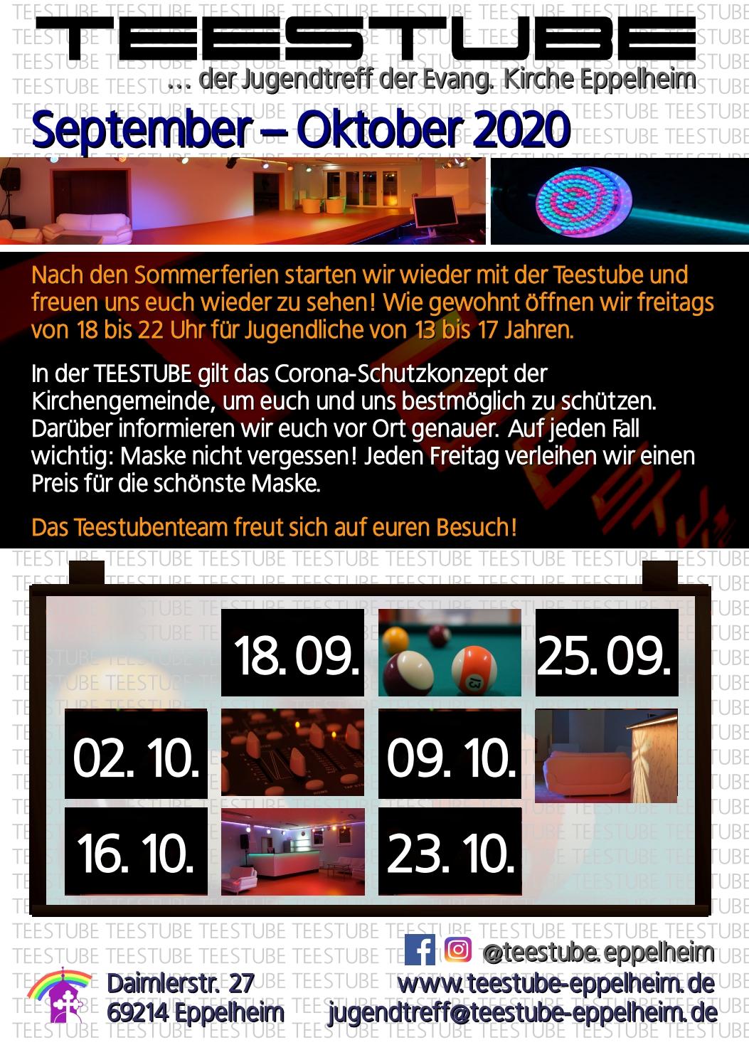 20_09 Flyer Pfarramt Corona I